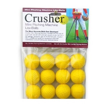 Crusher Slow Mini-Lite Balls