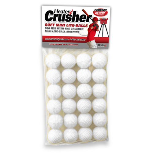 Crusher Fast Mini Poly-Balls
