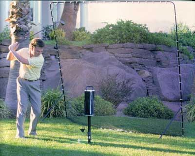 Perfect Swing Home Driving Range