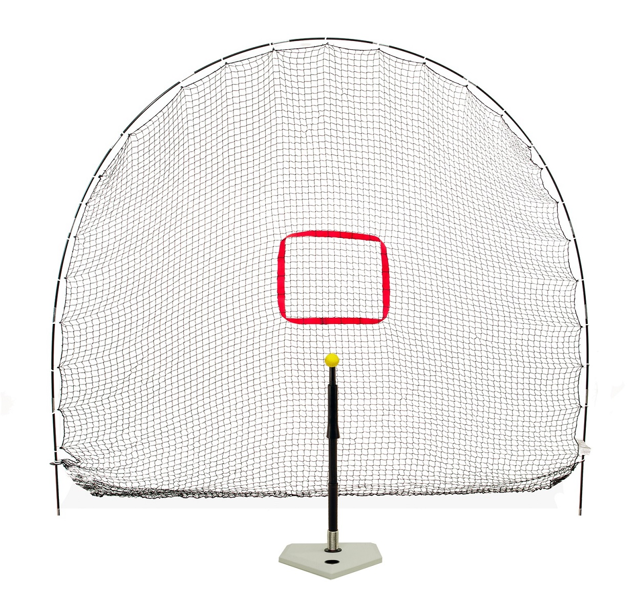 Hitting Station 3-in-1 Tee & Sports Net (Reconditioned)
