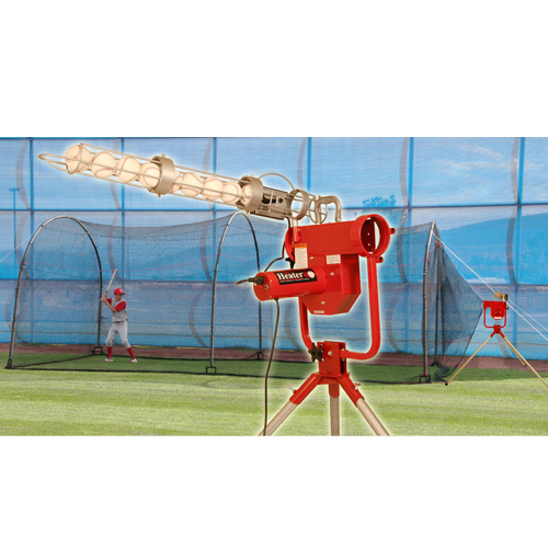 Heater Pro With Auto Ball Feeder & Xtender 24